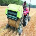 江苏自动捡拾秸秆打捆机加工定做 小麦秸秆打捆机厂家