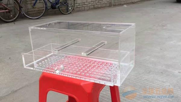 佛山亚克力方盒实力订制厂家品质保证