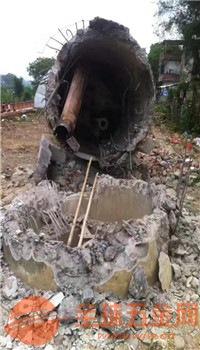 咸宁锅炉烟囱拆除公司欢迎您