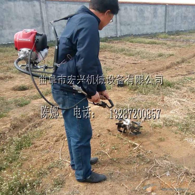 割草机四冲程背负式汽油割灌机侧挂式除草机 农用水稻收割机家用
