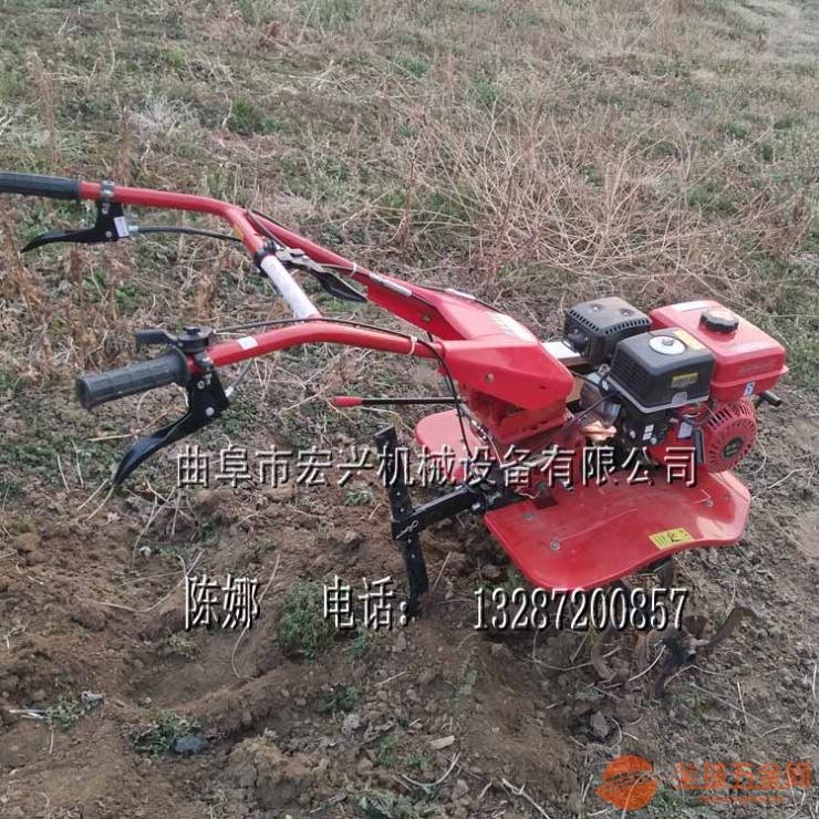 小型大棚松土机 菜地松土机 汽油、柴油旋耕机