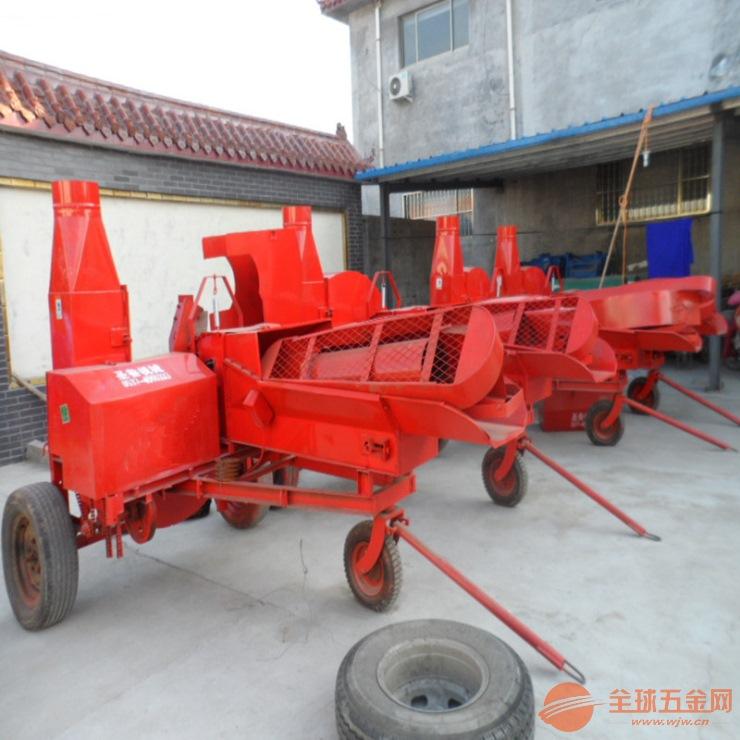 大型铡草机_青贮育秸秆铡草机家用小型秸秆铡草机
