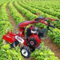 果园开沟培土机 葡萄果园松土开沟机 多功能柴油开沟机