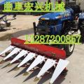 多功能芦苇玉米秸秆割晒机 拖拉机配置多功能高杆作物收割机