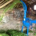 大型青贮铡草机秸秆铡草揉丝机秸秆粉碎机