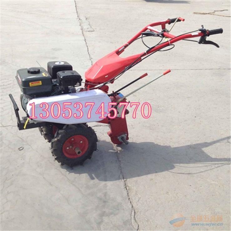 农作物种植专用旋耕机 柴油式多功能旋耕机