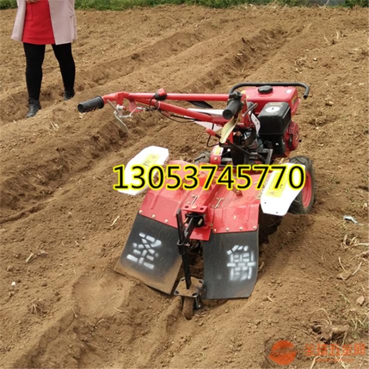 农田专用开沟机 厂家直销多功能拖拉机开沟机