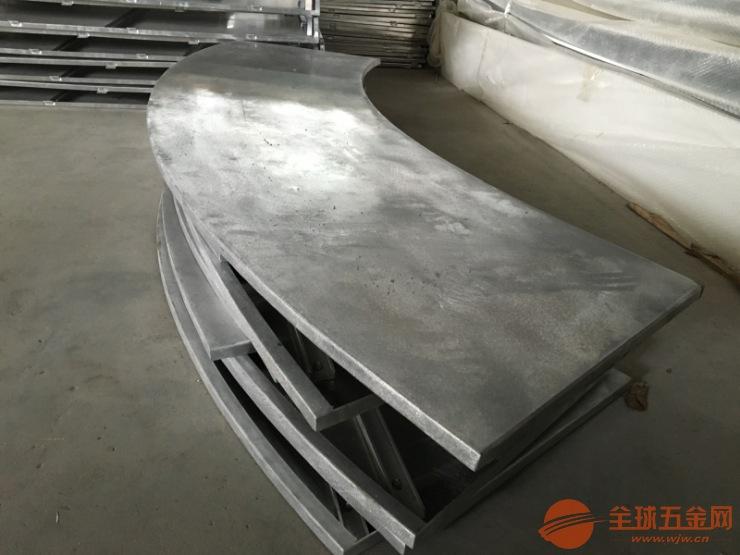 单弧铝单板