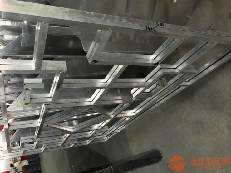 中式复古铝窗花宁波德普龙安全可靠