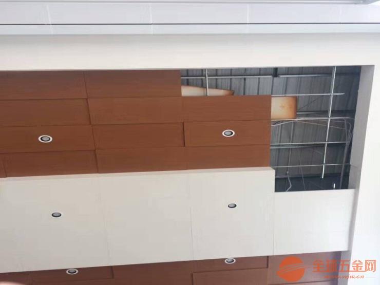 木纹铝单板幕墙生产厂家