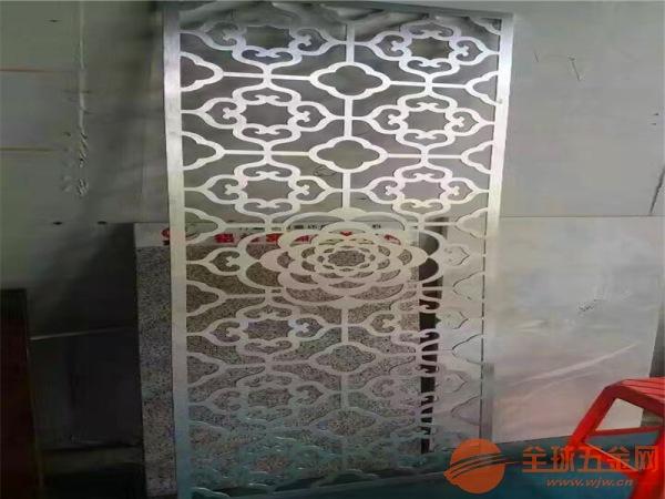 室外氟碳漆铝窗花成本价格