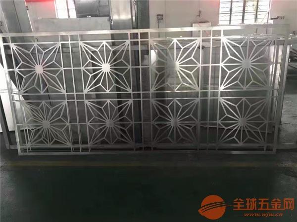 中式复古铝窗花温州德普龙效率高