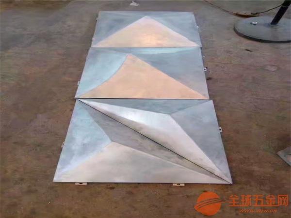 背景墙铝单板造型定制