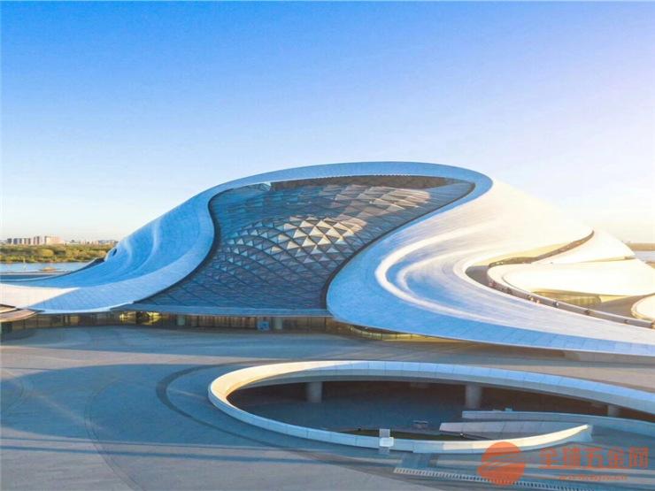 展会中心屋顶铝单板-土豪金氟碳漆铝单板-铝单板按图定