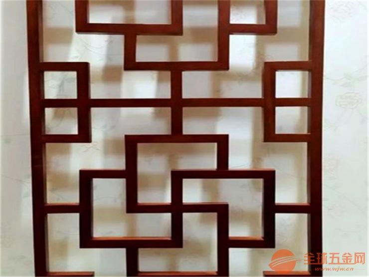 中式复古铝窗花温州德普龙厂家直销