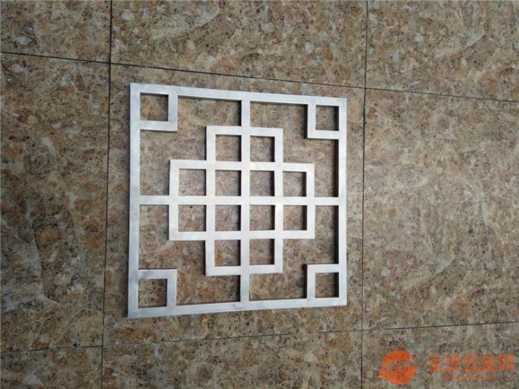定制复古木纹铝窗花-中式木纹铝窗花-铝窗花安装方法