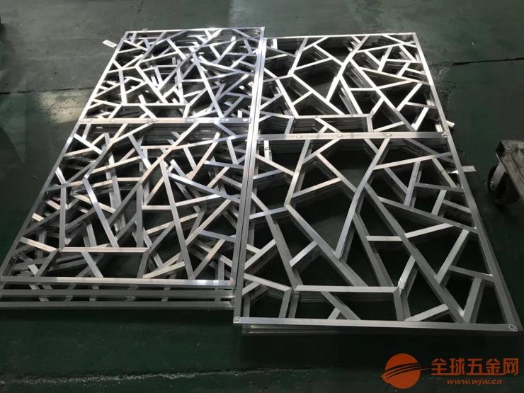 冰裂花纹铝窗花生产供应商