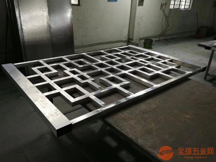 铝方管定制铝窗花-烤漆室外铝窗花-铝窗花生产厂家