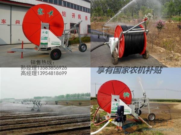 最好用的浇地设备 泰安霖丰喷灌机厂家批发