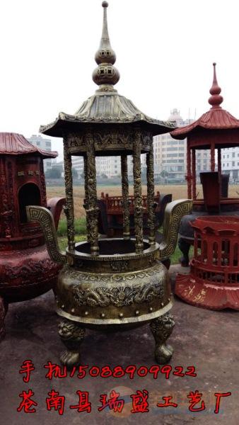 江苏六龙柱香炉厂家电话¥六龙柱香炉公司地址