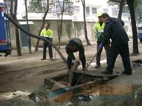 天津生态城抽污水+清理化粪池+市政管道清淤