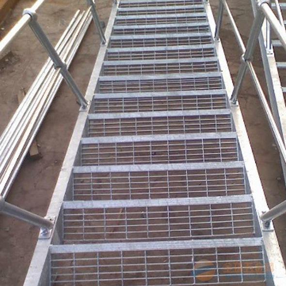 钢格板厂家 钢格板价格 楼梯踏步板
