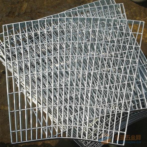 异形钢格板 镀锌钢格栅板 钢格板