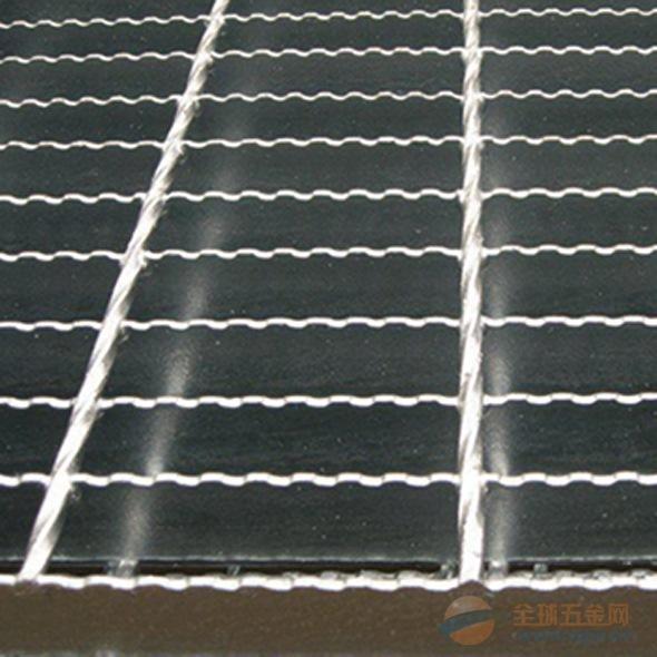 供应热镀锌钢格板 钢格板 锯齿防滑不锈钢钢格板