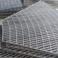 厂家定做异形钢格板 扇形圆形钢格板 各种规格样式钢格栅