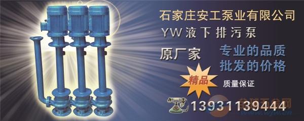 350YW1500-15-90液下排污泵(点击咨询)