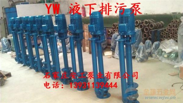 300YW950-20-90液下排污泵(点击咨询)