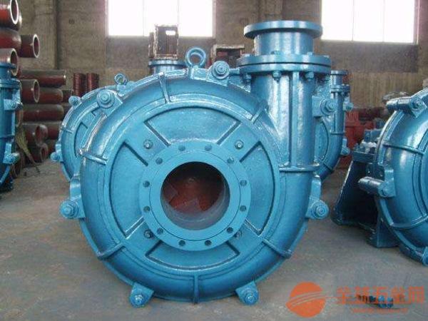 细沙回收机用什么泵好250ZJ-I-A70