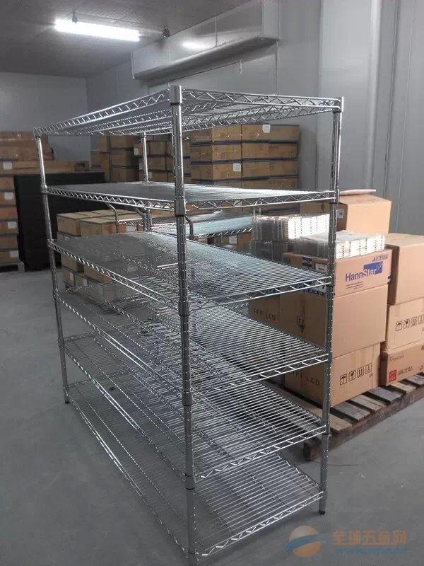不锈钢线网货架