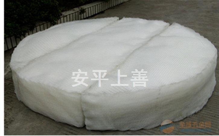 砖厂脱硫塔丝网除雾器材质选型