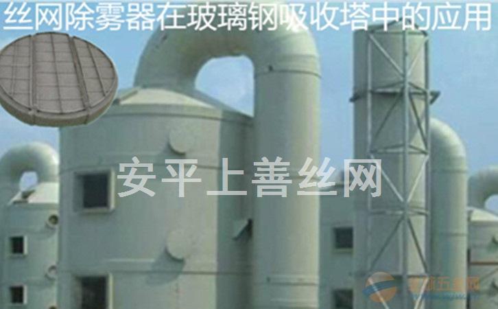 安平环保丝网除沫器厂家