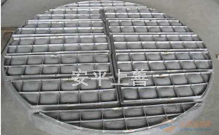 化工废气塔丝网除沫器