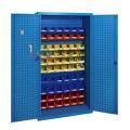 置物柜定做 双开门工具柜 重型储物柜