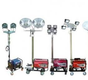 升降式照明装置