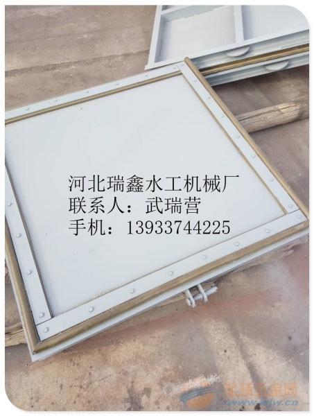 销售山东弧形钢制闸门【精水闸安装及调试】