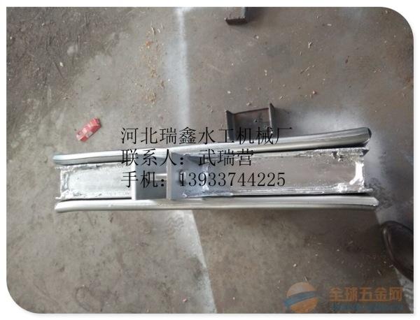 岳阳平面定轮钢制闸门=滑块钢闸门销售