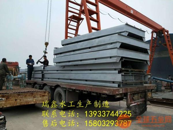 钢制闸门Q235材质的合理河北精水闸提供