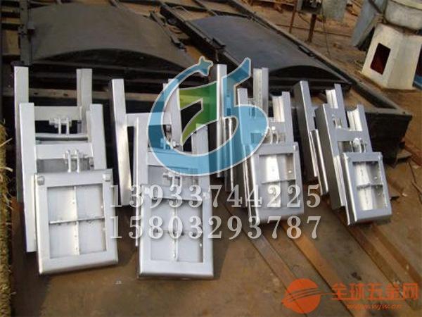 钢结构翻板闸门