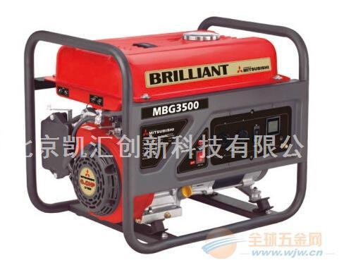 2.8kw三菱汽油发电机MBG3500