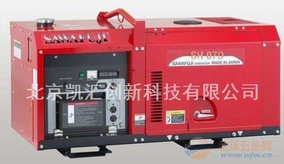 6.5kw本田汽油发电机SH07D厂家