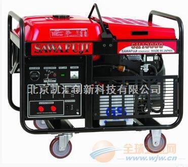 10.5KW本田汽油发电机SHT11500(HA)厂家