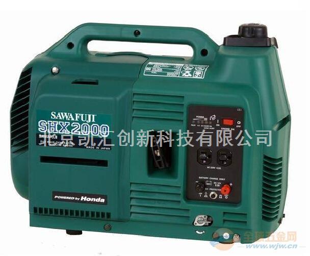 1.9kw本田汽油发电机SHX2000