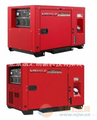 11kw本田汽油发电机SHX12000Di