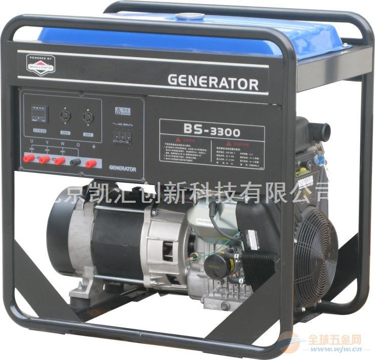 20kw美国百力通动力汽油发电机组BS-1200