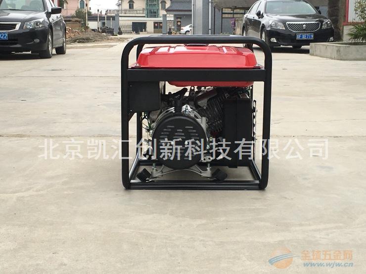6.5kw本田汽油发电机EC7000-3日本原装进口