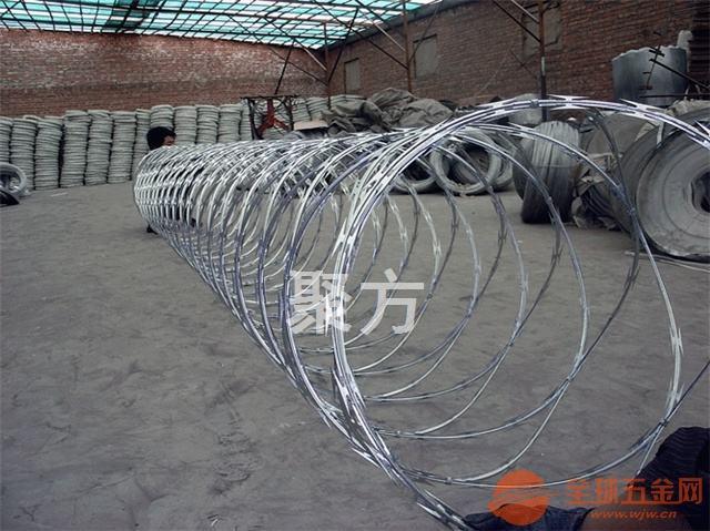 长沙小区防护刀片刺网价格